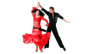 Salsa Latin Dance